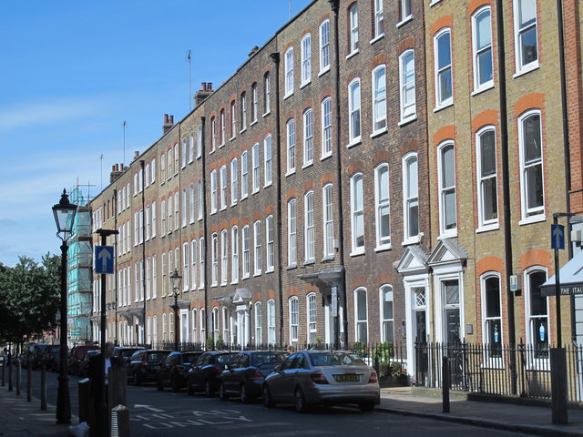 Great James Street, WC1