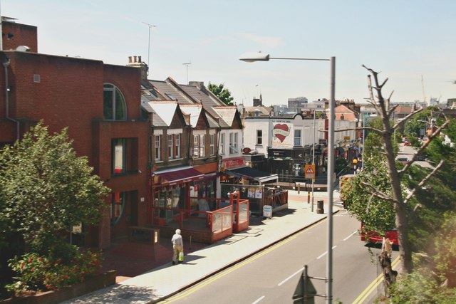 Coombe Road, Kingston upon Thames