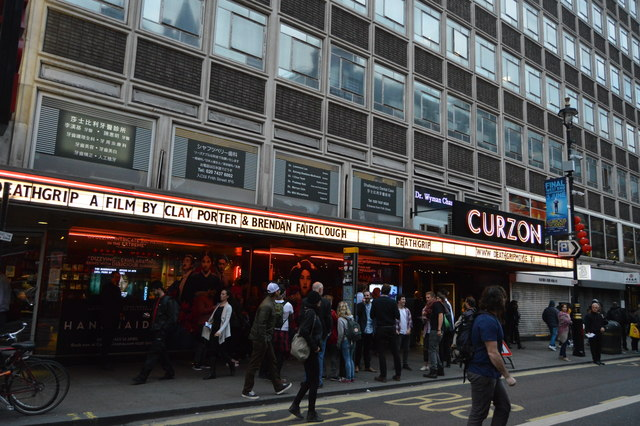 Curzon Cinema, Soho