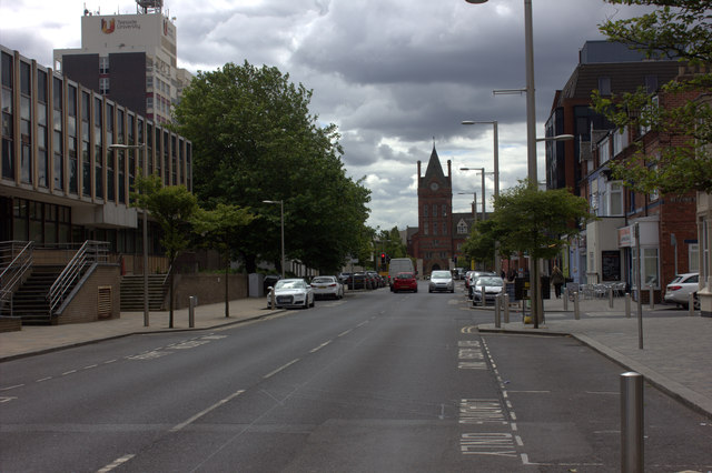 Albert Road, Middlesbrough