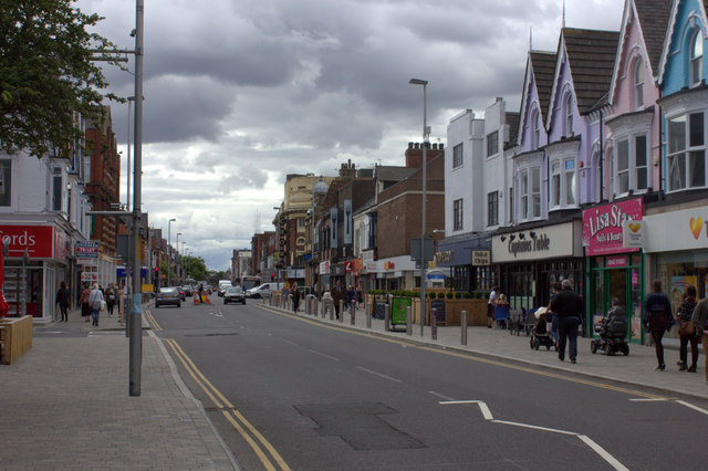 Linthorpe Road, Middlesbrough