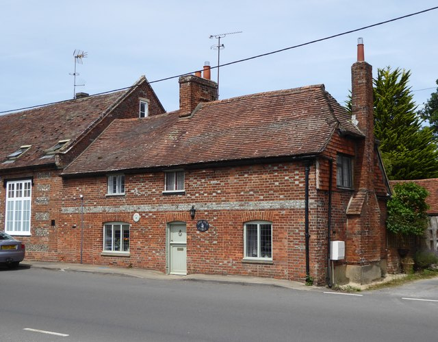 Chilton Foliat: the Old Forge
