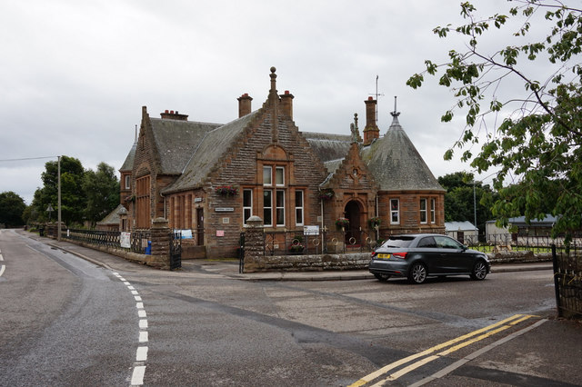 The Perrins Centre, Alness