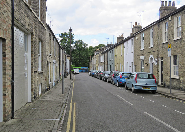 Cambridge: Earl Street