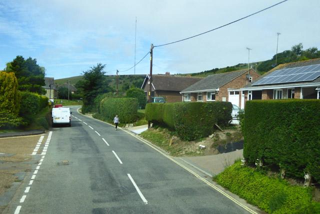 Main road, Chillerton