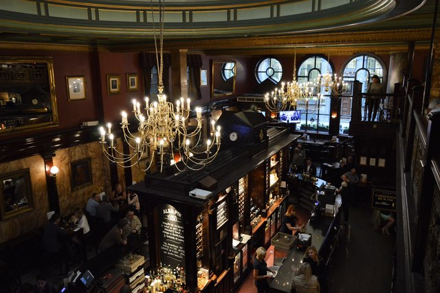 Inside The Counting House