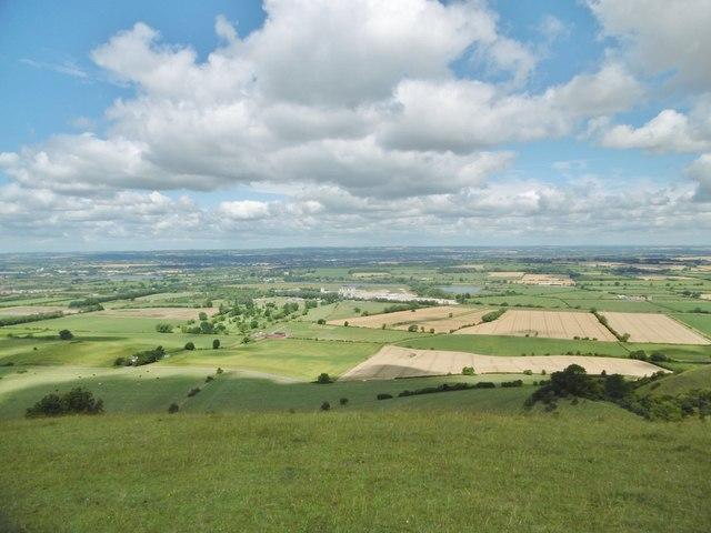 Westbury, view