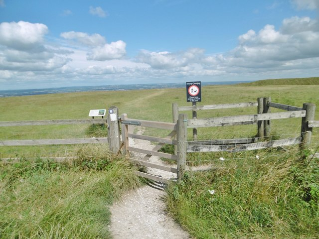 Westbury, kissing gate