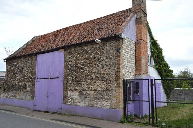 Building on Grove Lane