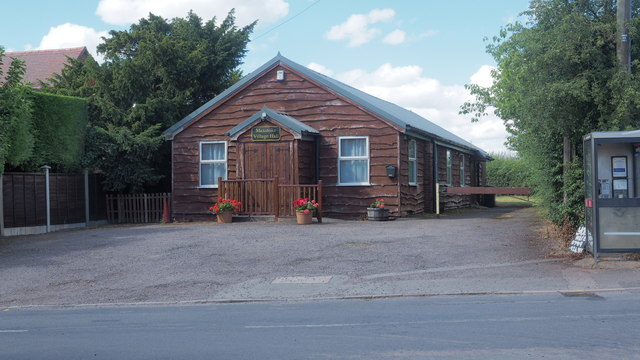 Maxstoke Village Hall