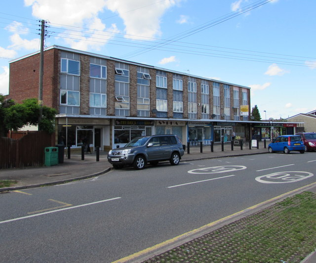 Cranleigh Court Road shops, Yate