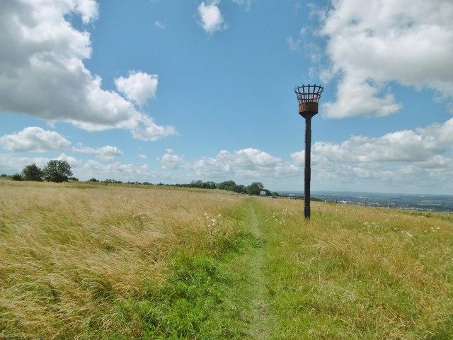 Westbury, beacon