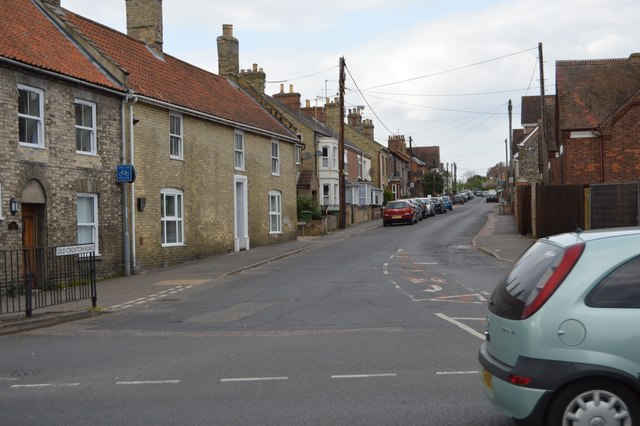Old Croxton Rd