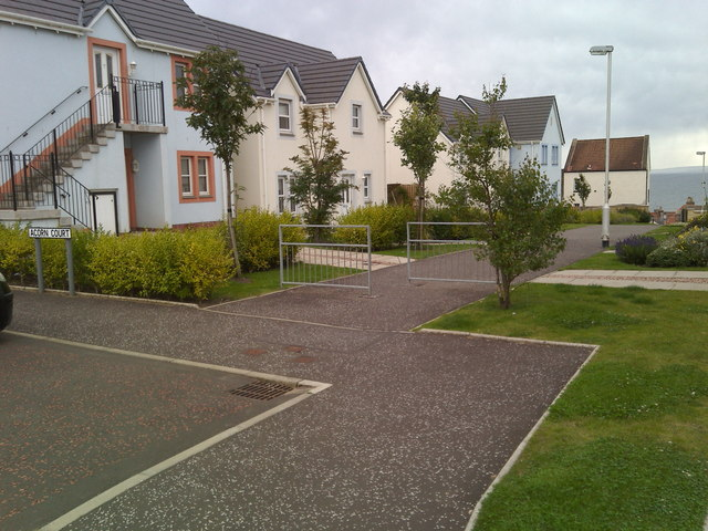 Houses in Acorn Court