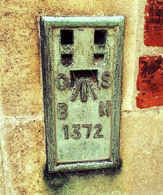 Flush Bracket OSBM 1372 Newmarket Clock Tower