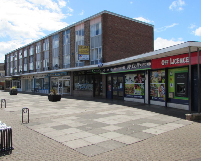 McColl's convenience store and off licence, Yate