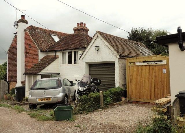 Woodmans Cottage, Long Lane, Sedlescombe village