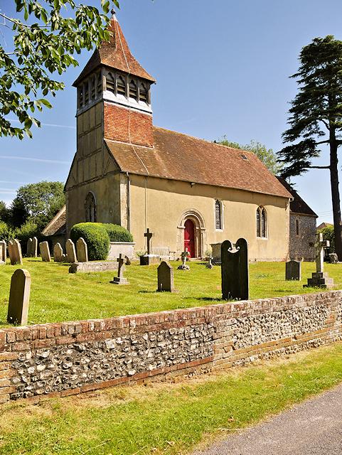St Swithun's Church, Martyr Worthy