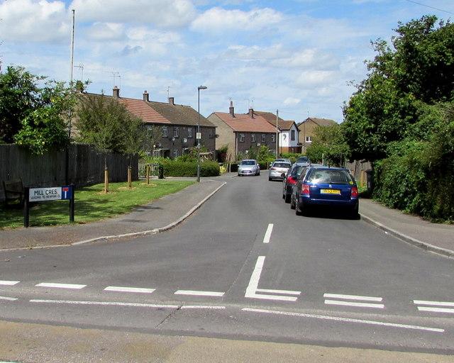 Mill Crescent, Westerleigh