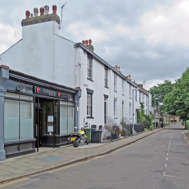 Cambridge: Prospect Row