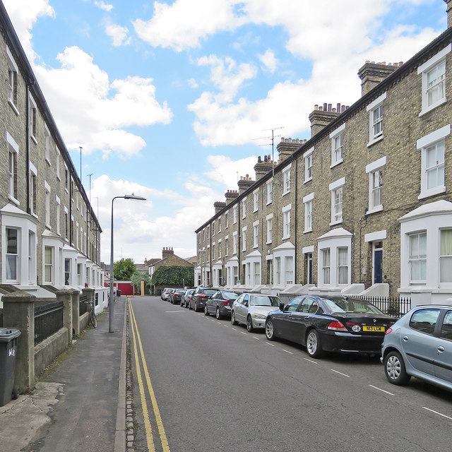 Cambridge: Warkworth Street