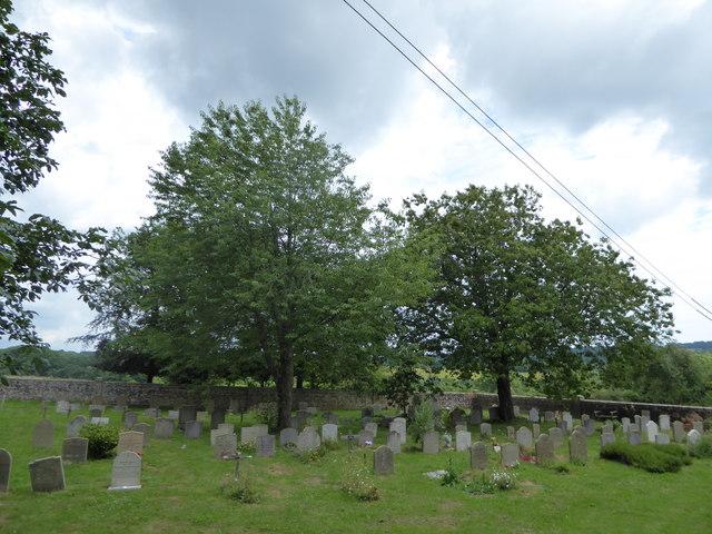 St Michael, Penhurst: churchyard (a)