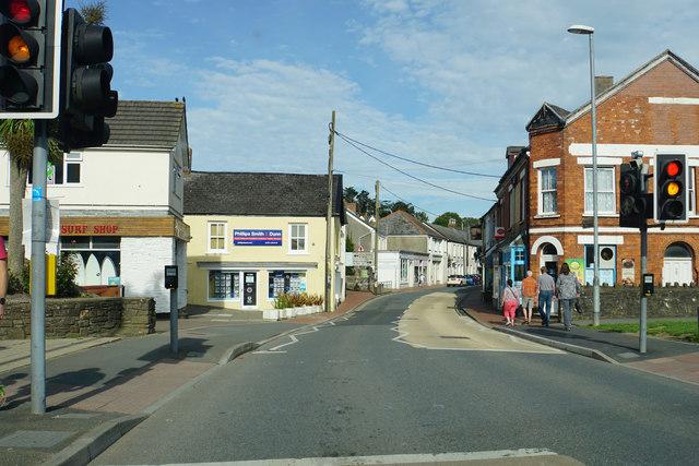 Caen Street, Braunton