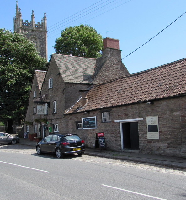 Ye Olde Inne, Westerleigh