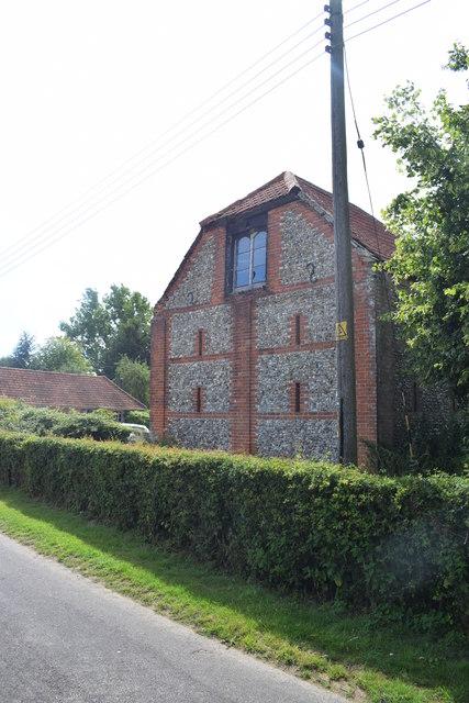 Barn at Little Chelmshoe House