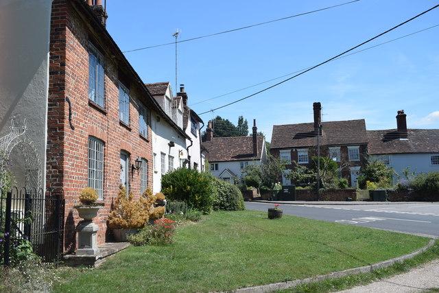 Cottages on Bayley Street