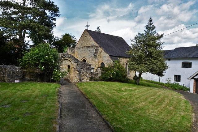 Abberley: St. Michael's Old Church