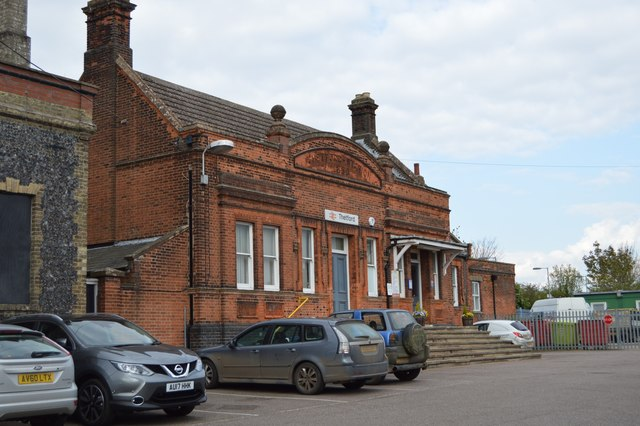 Thetford Station