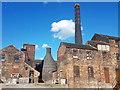 SJ8549 : Bottle Kiln at Middleport Pottery by Brian Deegan