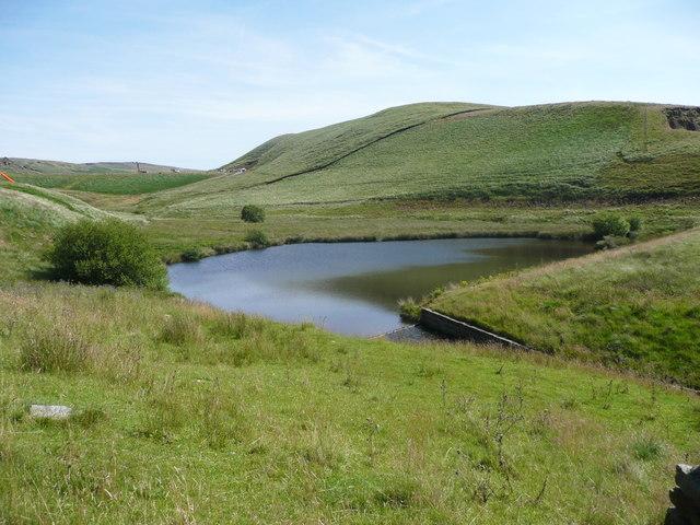 Lower Chelburn Reservoir