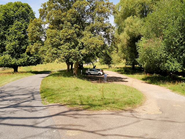 Avington Country Park, Car Park