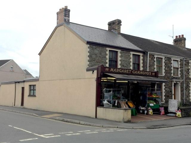 Corner Shop in Port Talbot