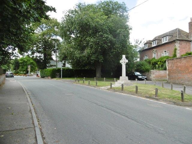 Bratton, war memorial
