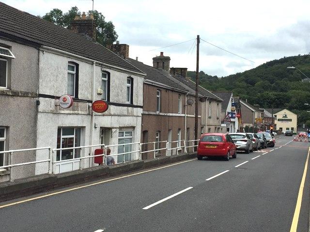 Cwmafan Post Office