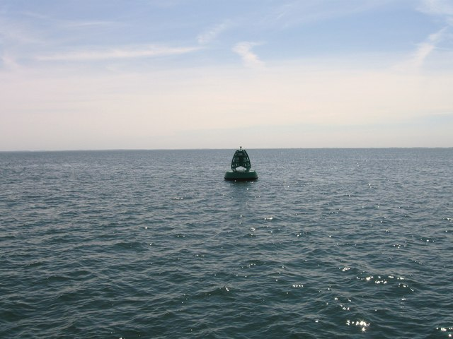 Navigation buoy 13N