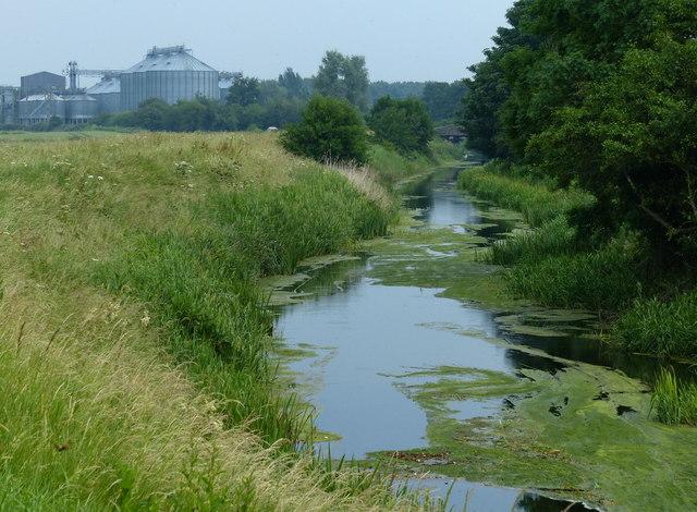 River Nar near King's Lynn