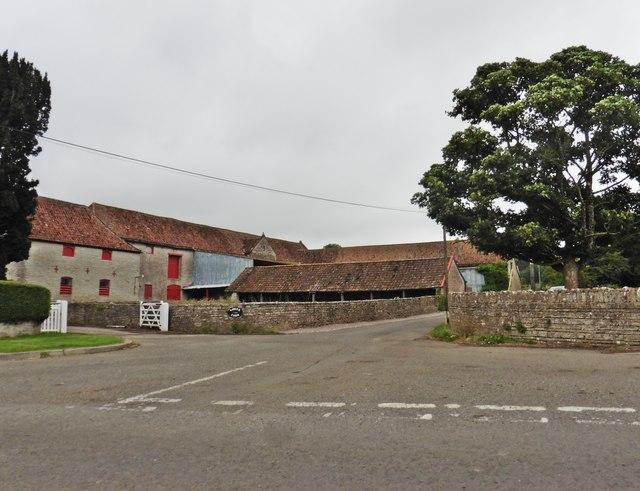 Lower Farm, Kingweston