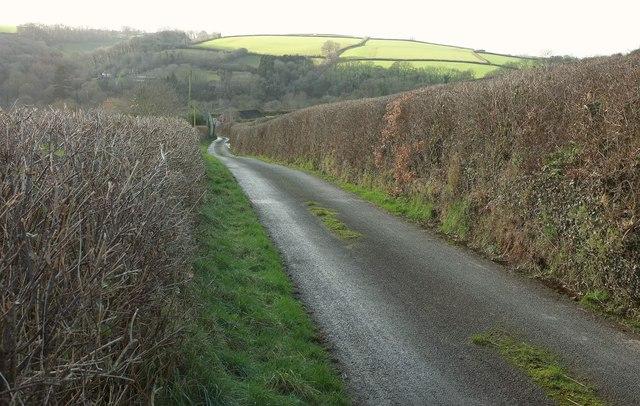 Lane to Meethe