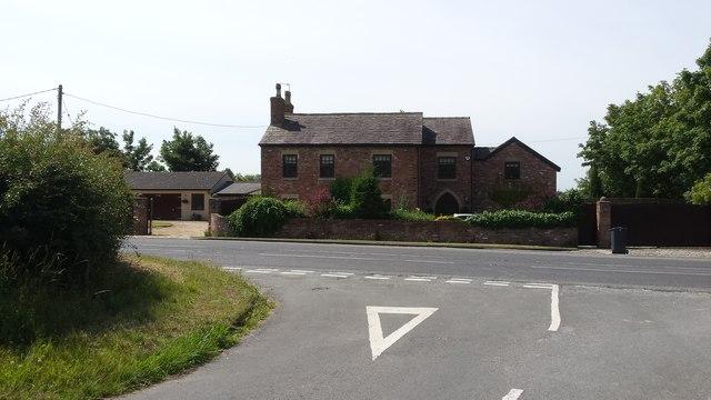 Formby Lane junction