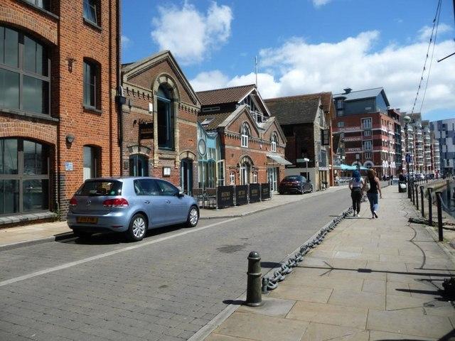 Wherry Quay, Ipswich