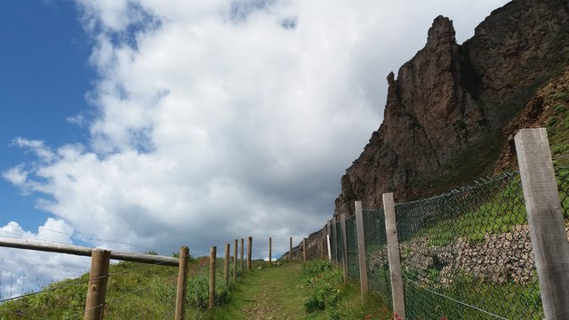 Path on Great Orme