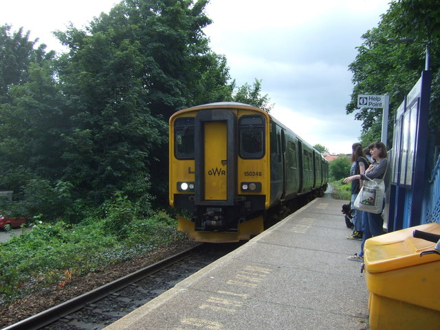 Falmouth Town Railway Station