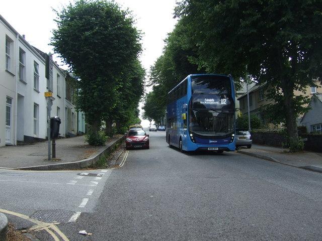 Killigrew Street, Falmouth