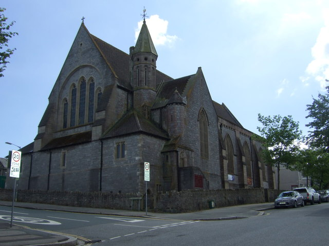 All Saints Parish Church, Falmouth