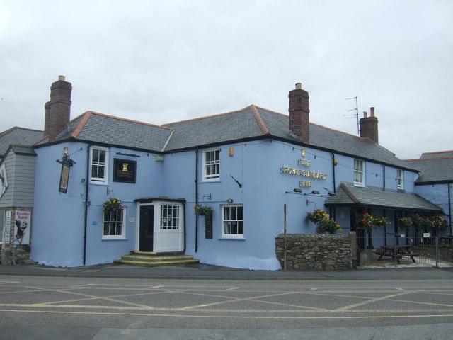 The Royal Standard Inn, Hayle
