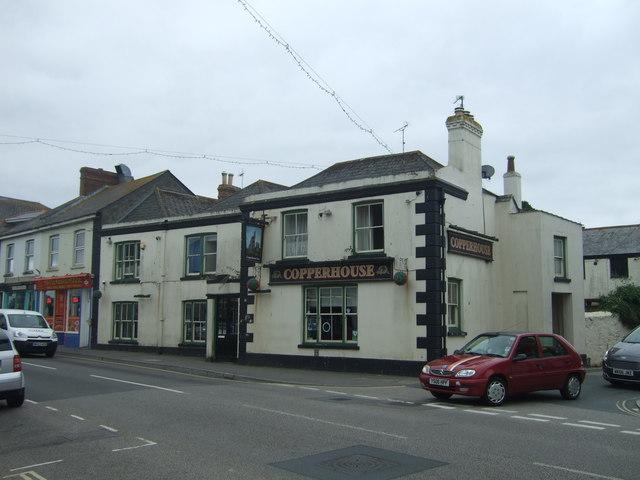 The Copperhouse Inn